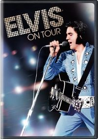 Cover Elvis Presley - Elvis On Tour [DVD]